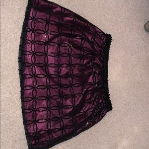 Other - KIDS sequined skirt